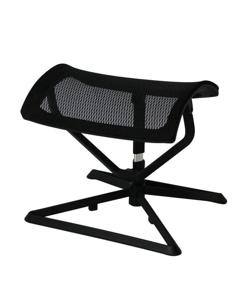 Amstyle Fussauflage »LegPro« in schwarz