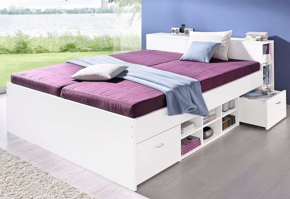 bett online kaufen otto. Black Bedroom Furniture Sets. Home Design Ideas