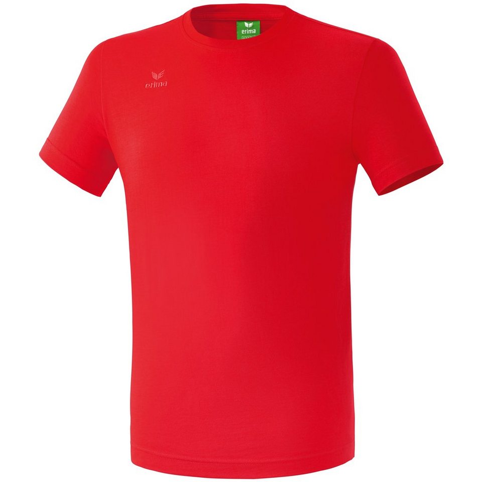 ERIMA Teamsport T-Shirt Herren in rot