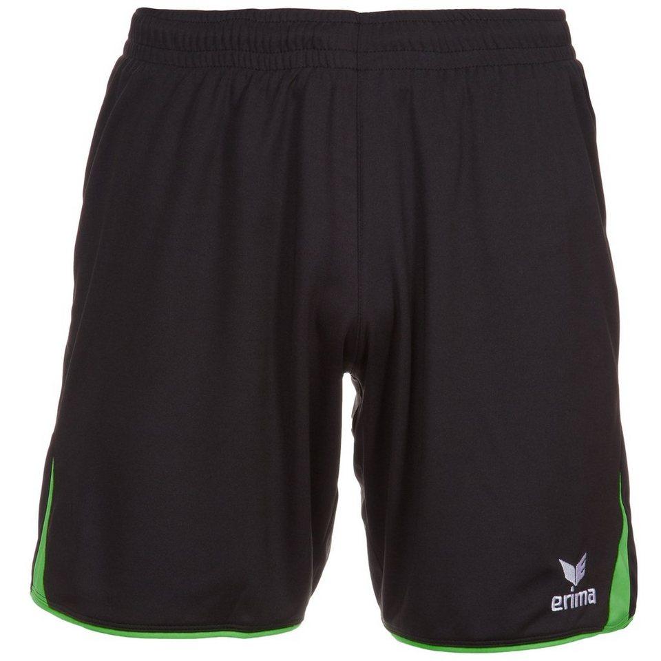 ERIMA 5-CUBES Short Herren in schwarz/green