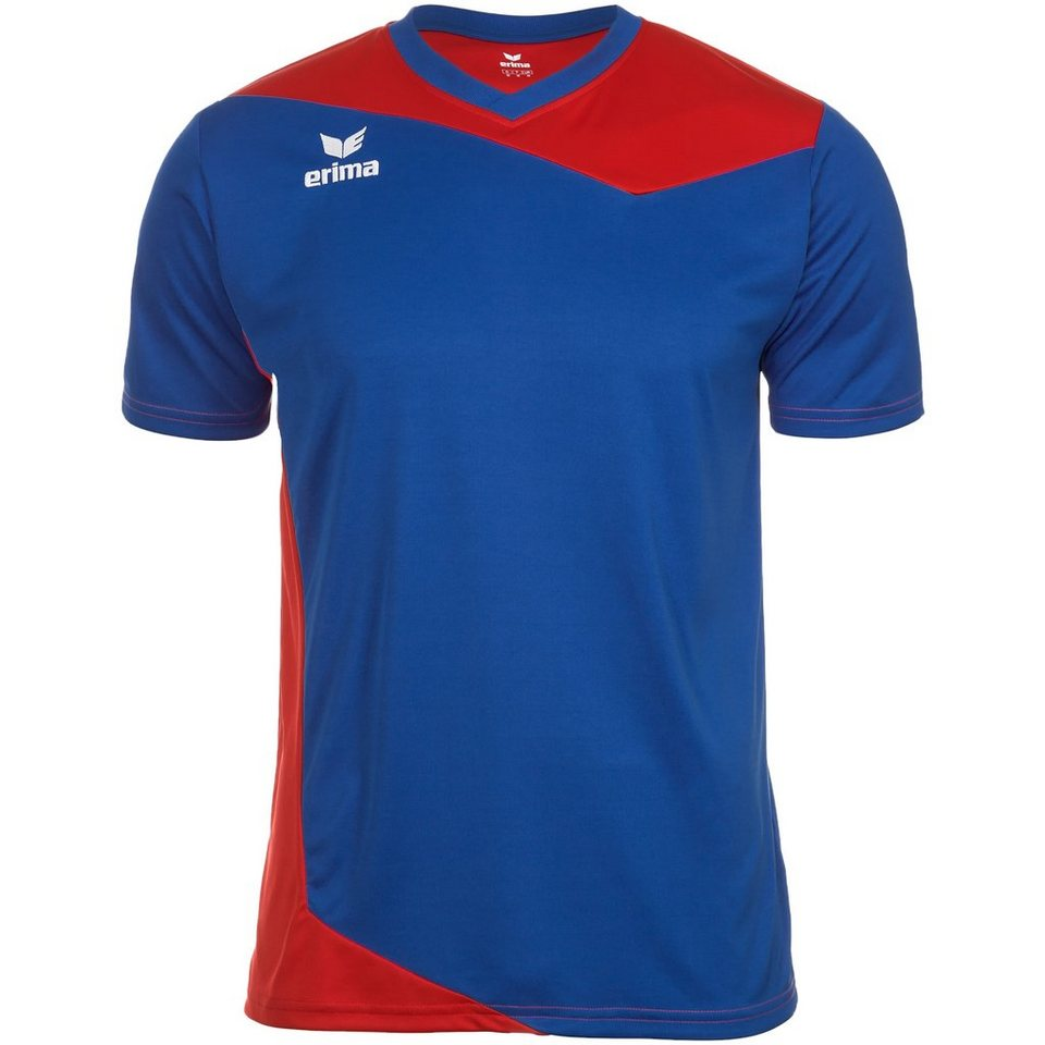 ERIMA GLASGOW Trikot Herren in new royal/rot
