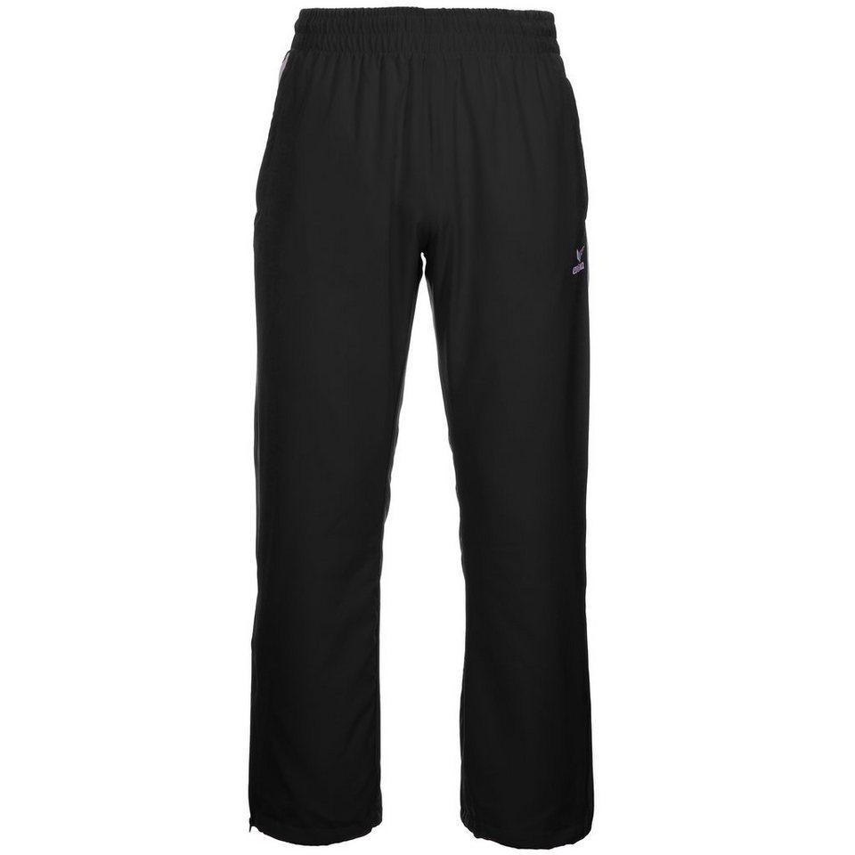 ERIMA Premium One Präsentationshose Herren in schwarz/weiß