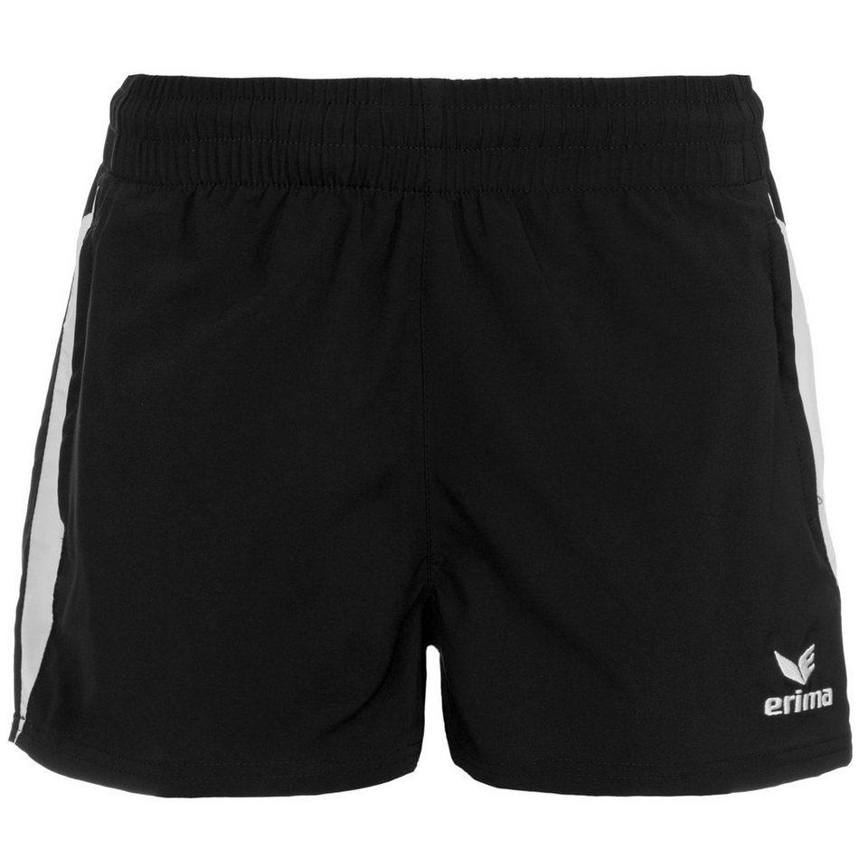 ERIMA Premium One Short Damen in schwarz/weiß