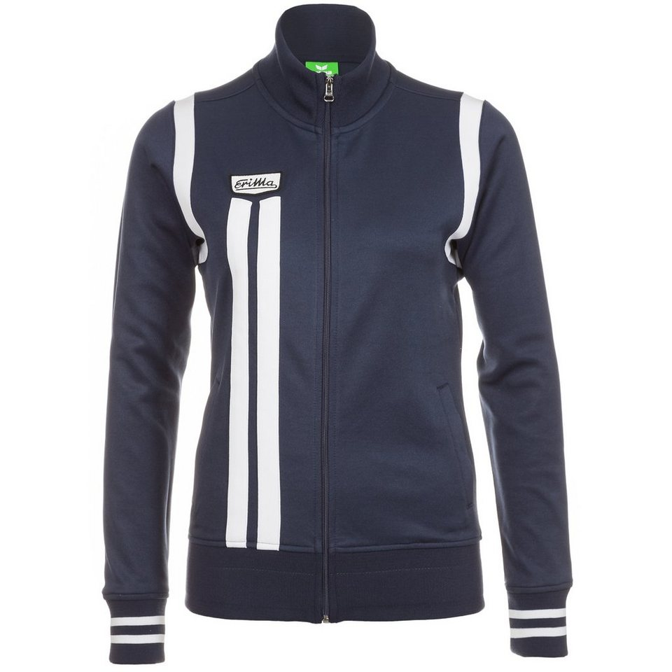 ERIMA Retro Jacket Damen in new navy/weiß