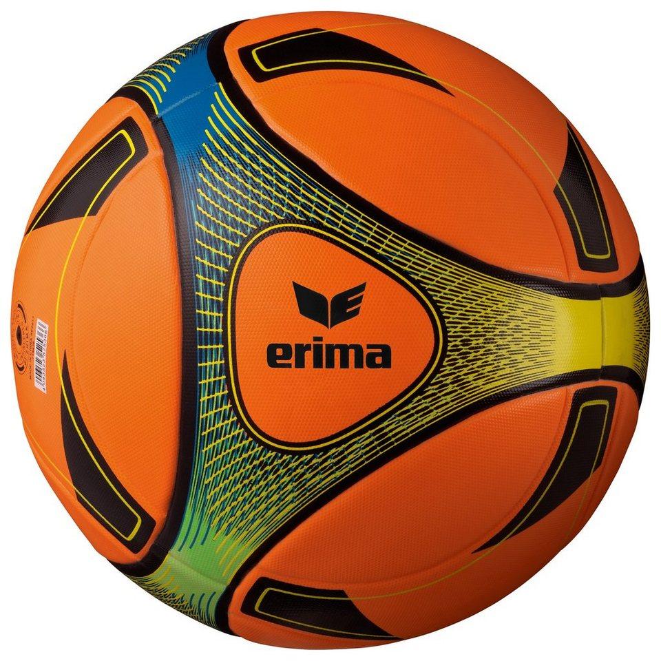 ERIMA Senzor Match Snow Fußball in neon orange/gelb