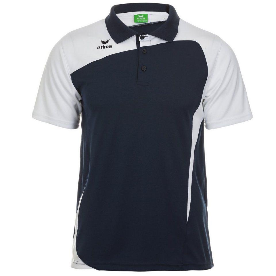 ERIMA CLUB 1900 Poloshirt Herren in new navy/weiß
