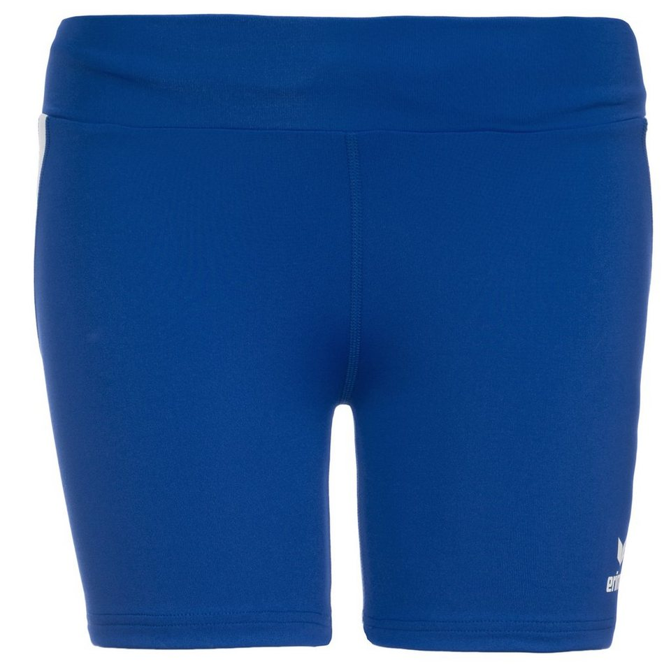 ERIMA Short Tight Damen in new royal/weiß