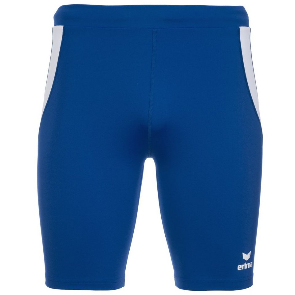 ERIMA Short Tight Kinder in new royal/weiß