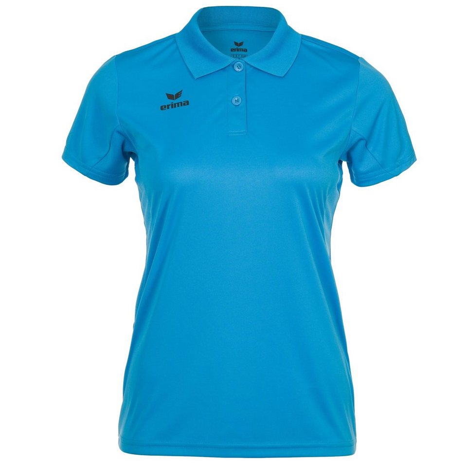 ERIMA Funktions Poloshirt Damen in curacao