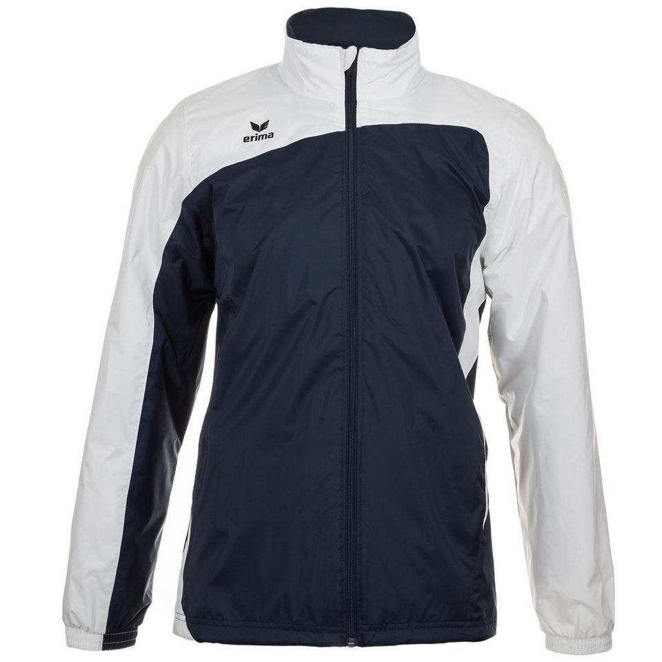 ERIMA CLUB 1900 Regenjacke Kinder in new navy/weiß