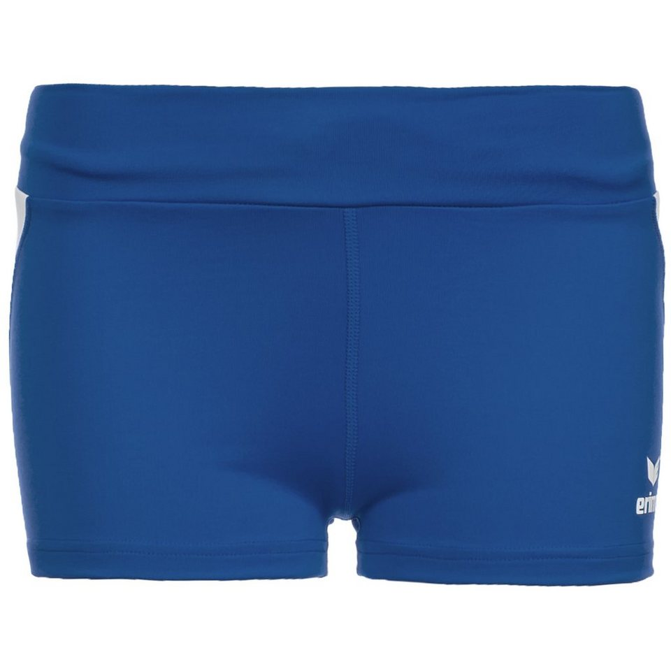 ERIMA Hot Pant Damen in new royal/weiß