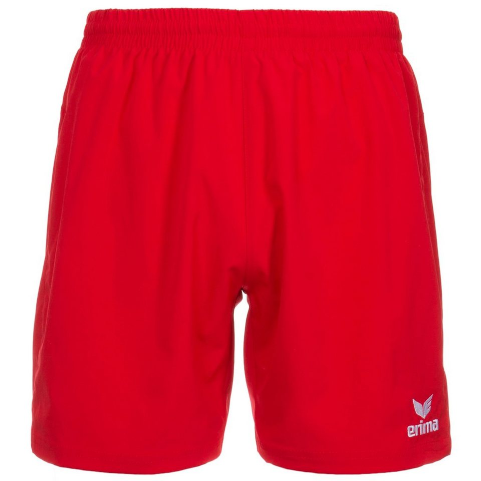 ERIMA Performance Short Kinder in rot