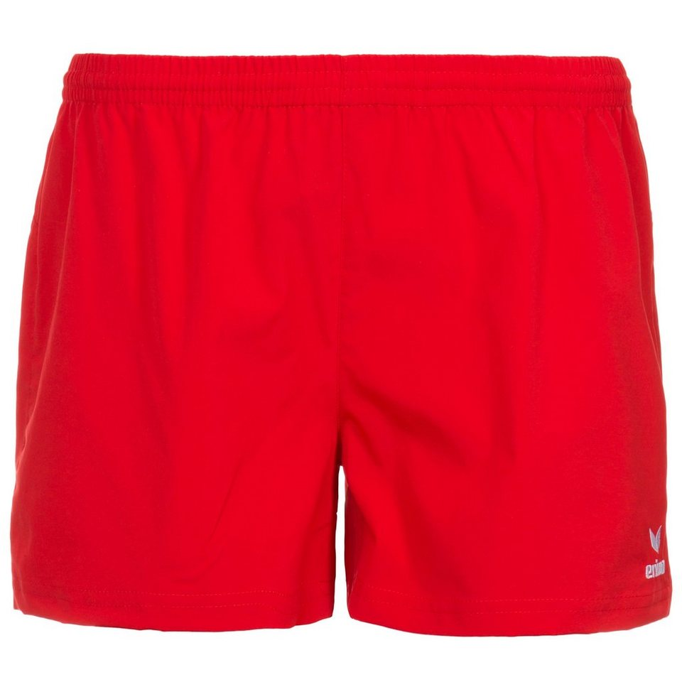 ERIMA Performance Short ohne Innenslip Damen in rot