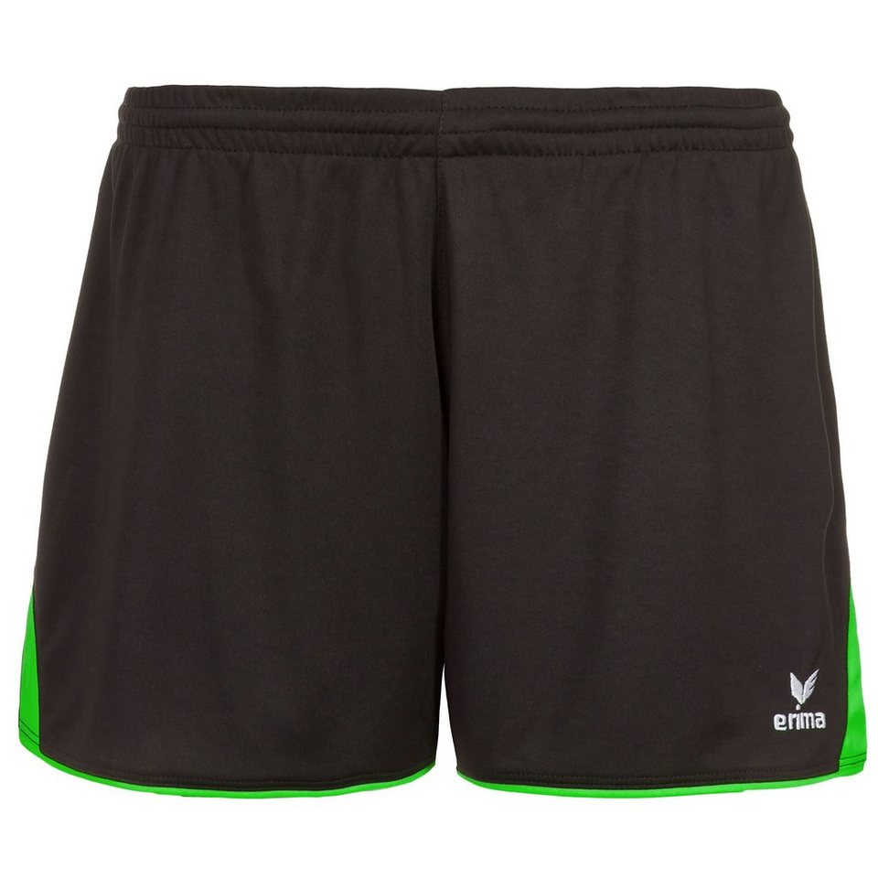 ERIMA 5-CUBES Short Damen in schwarz/green