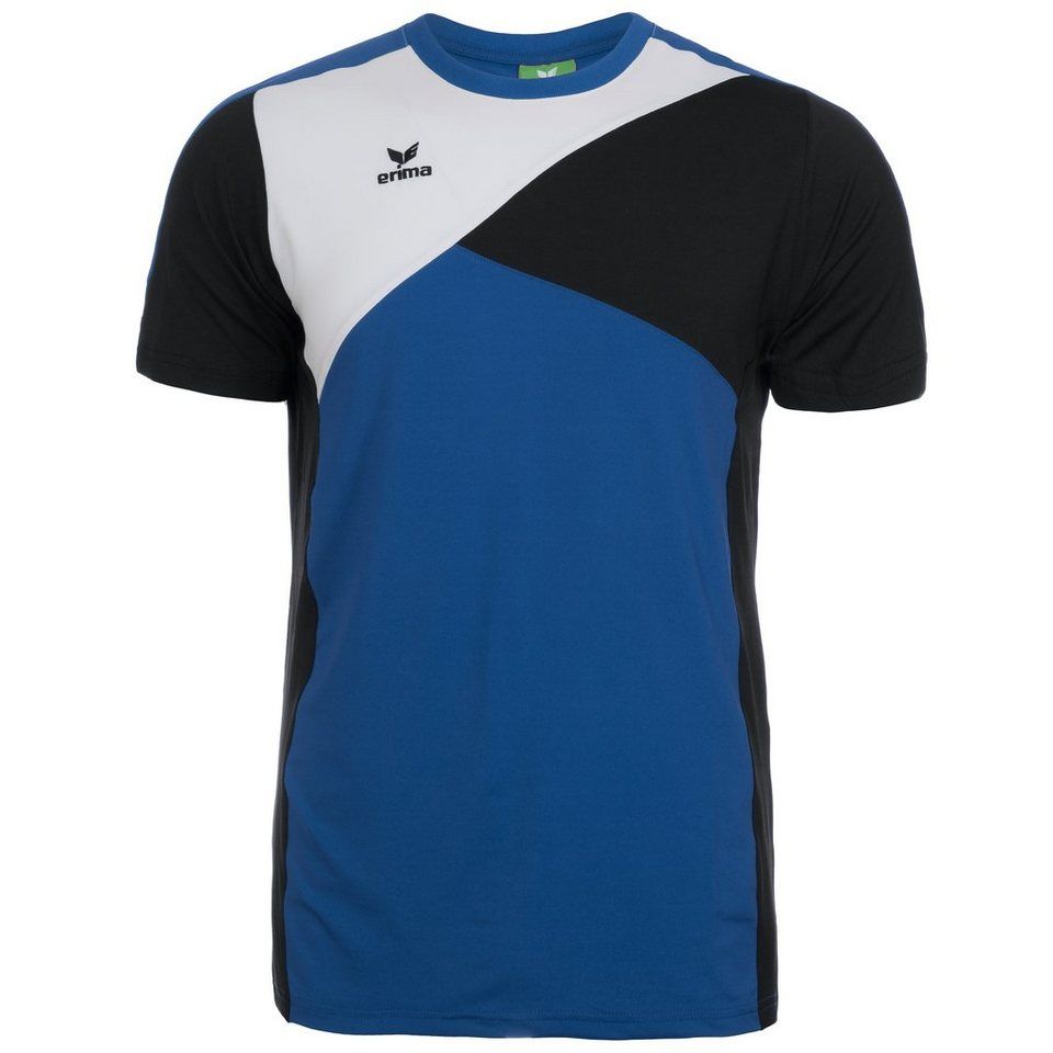 ERIMA Premium One T-Shirt Herren in new royal/schwarz
