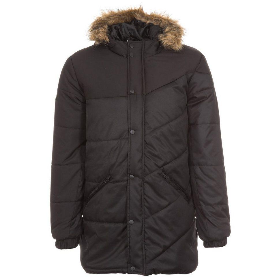 ERIMA Premium One Winterjacke Herren in schwarz