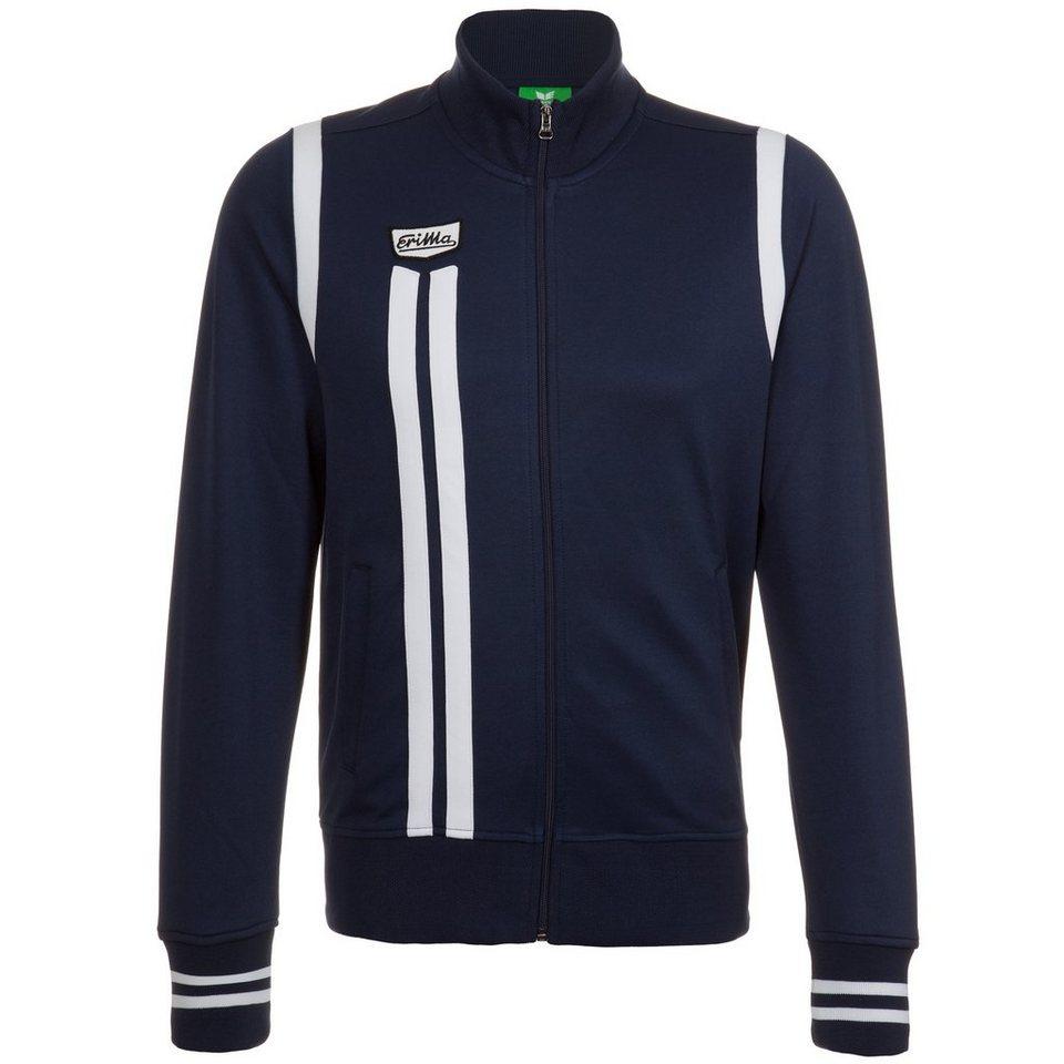 ERIMA Retro Jacket Herren in new navy/weiß
