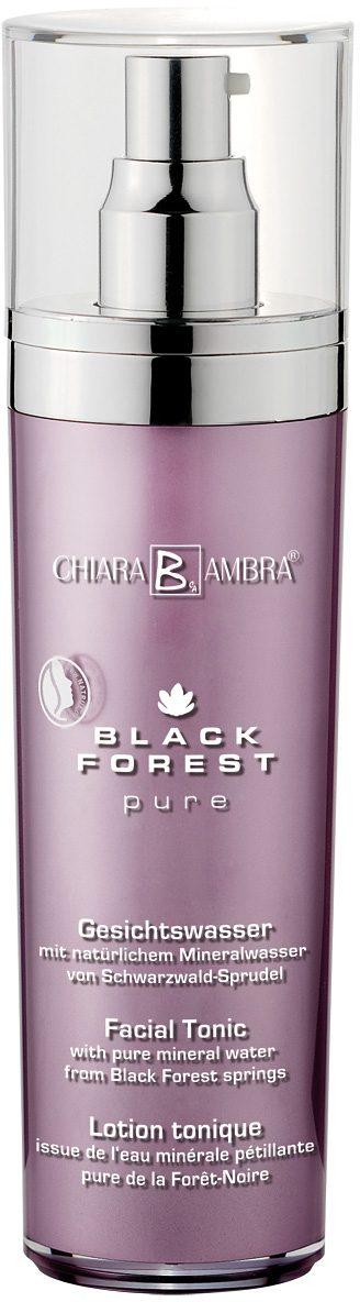 Chiara Ambra®, »Black Forest Pure«, veganes Gesichtswasser