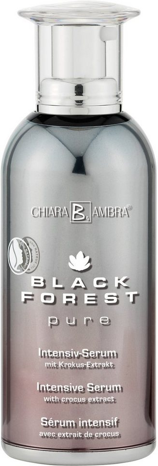 Chiara Ambra®, »Black Forest Pure«, veganes Intensiv-Serum