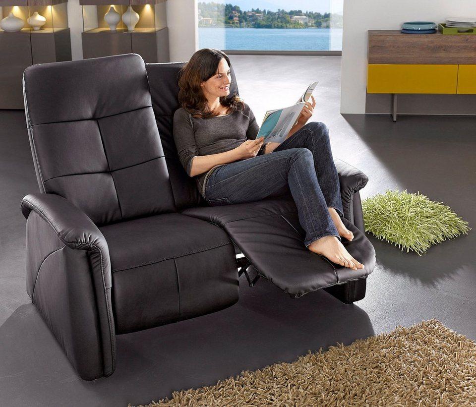 Relaxsofa 2 Sitzer : exxpo sofa fashion 2 sitzer mit relaxfunktion otto ~ Watch28wear.com Haus und Dekorationen