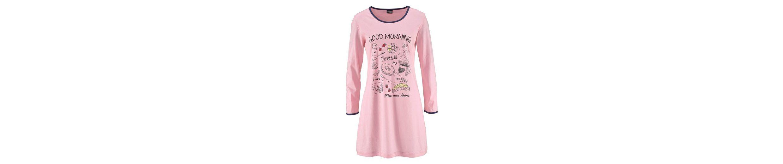 Vivance Dreams Nachthemden (2 Stück) mit süßem Frontprint Auslass Niedrig Versandkosten Heißen Verkauf Günstig Online tjoJIJ4
