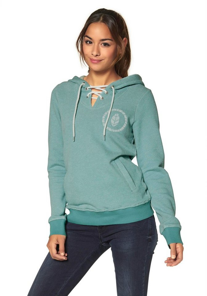 Ocean Sportswear Kapuzensweatshirt in Mint