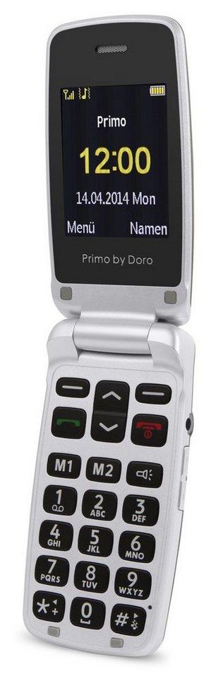 Doro Handy »Primo 405, Beige« in Beige