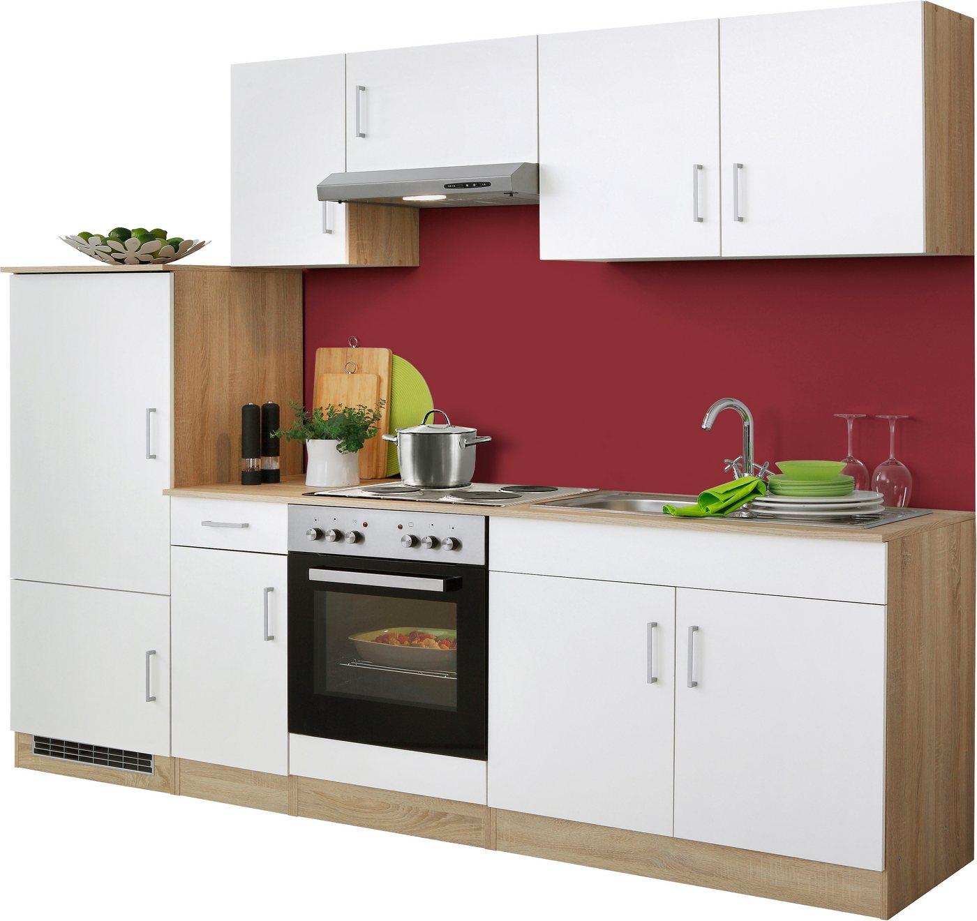 k chenzeile 260 cm sonstige preisvergleiche erfahrungsberichte und kauf bei nextag. Black Bedroom Furniture Sets. Home Design Ideas