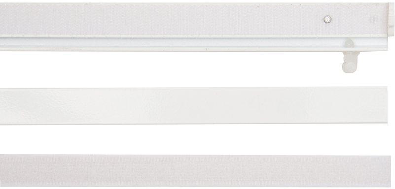 Alu-Paneelwagen, Indeko (2 Stück) in weiß