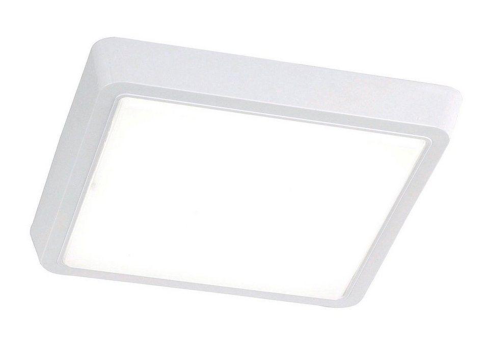 LED-Deckenleuchte, Trio in weiß