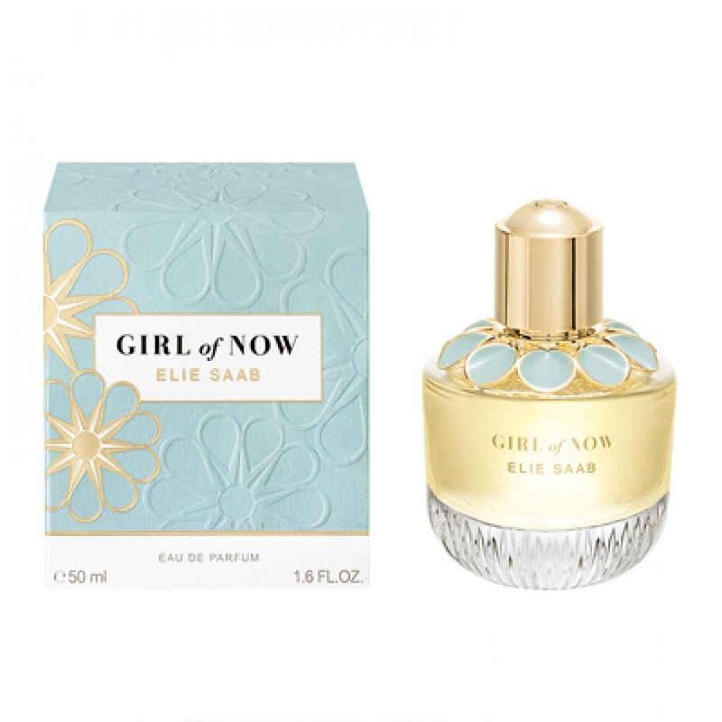 ELIE SAAB Eau de Parfum »Elie Saab Girl Of Now Eau de Parfum 50 ml«