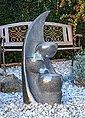Kiom Dekoobjekt »Gartenbrunnen FoLeaf Led 93cm«, Bild 2