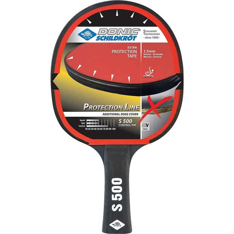 Donic-Schildkröt Tennisschläger »TT-Schläger Protection Line S500«