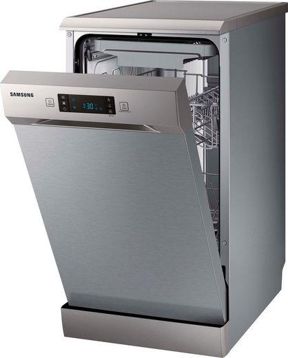 Samsung Standgeschirrspüler, DW50R4070FS/EC, 9,5 l, 10 Maßgedecke