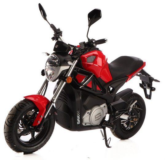 SAXXX E-Motorroller »E-Roadster«, 45 km/h