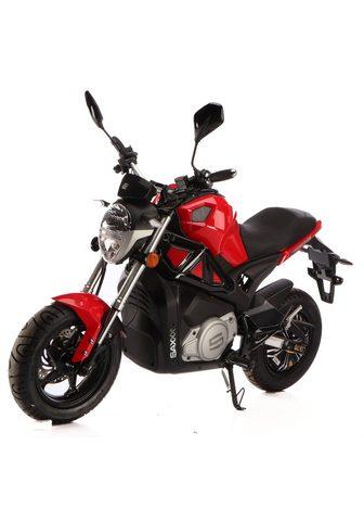 SAXXX E-Motorroller »E-Roadster« 45 km/h