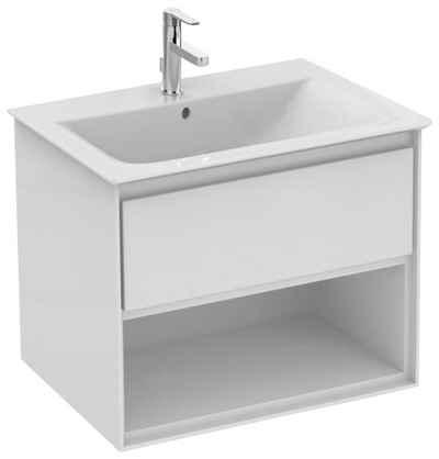 Ideal Standard Waschbeckenunterschrank »Connect Air« (Packung) 1 Auszug, 1 offenes Fach