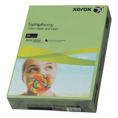 Xerox Drucker- und Kopierpapier »Symphony«, Intensivfarben, Format DIN A4, 80 g/m²