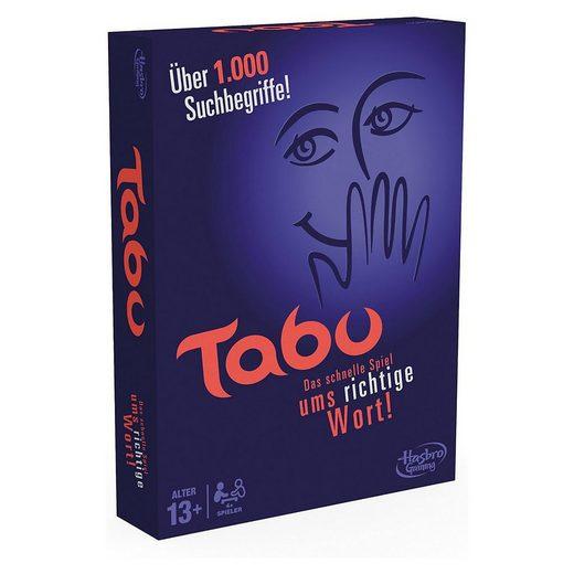 Hasbro Spiel, »Tabu«