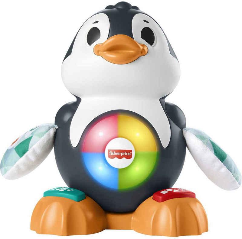Fisher-Price® Lernspielzeug »BlinkiLinkis Pinguin«, mit Musik