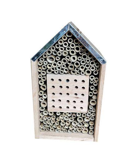 Dehner Insektenhotel »Natura Insektenhotel Segura, 29 x 11 x 16 cm, Holz«