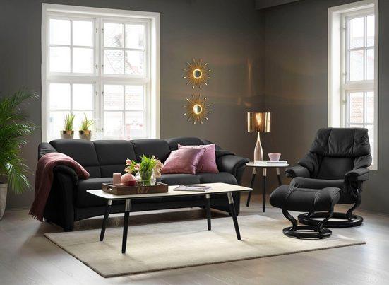 Stressless® 2-Sitzer »Oslo«, Gestell Schwarz