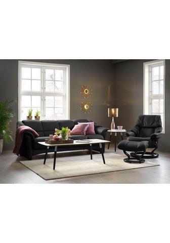 Stressless ® 2-Sitzer »Oslo« Gestell juoda spalva...