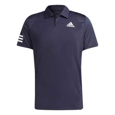 adidas Performance Poloshirt »Tennis Club 3-Streifen Poloshirt«