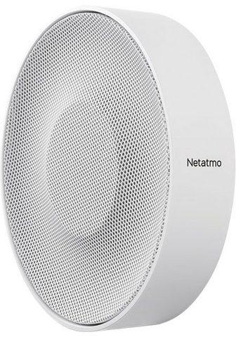 Netatmo »Smarte Innen-Alarmsirene« Alarmsirene...