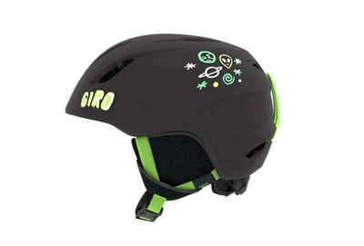 Giro Skihelm »Giro Wintersporthelm Launch bright green alien«