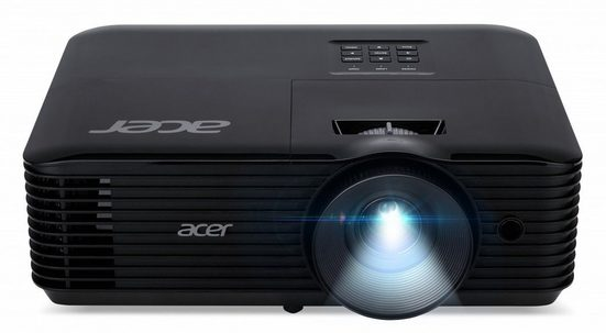 Acer »X118HP« Beamer (4000 lm, 20000:1, 800 x 600 px)