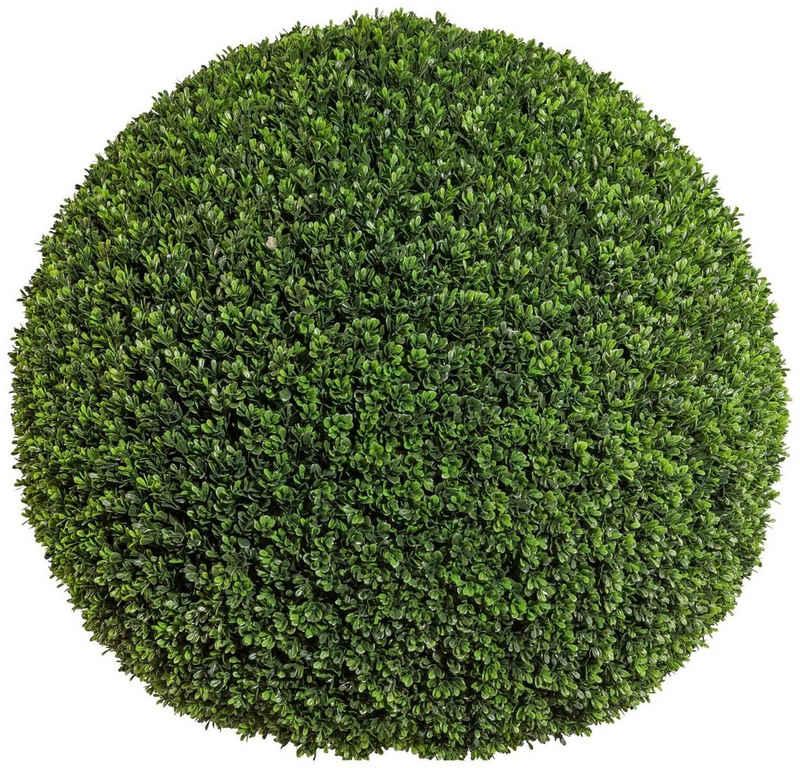 Kunstpflanze »Buchsbaumkugel« Buchsbaum, Creativ green, Höhe 60 cm