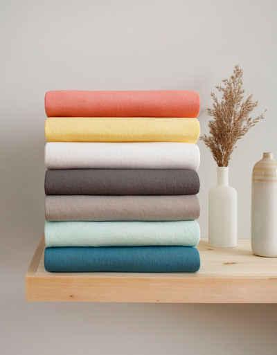 Spannbettlaken »Neele«, OTTO products, aus zertifizierter Bio-Baumwolle
