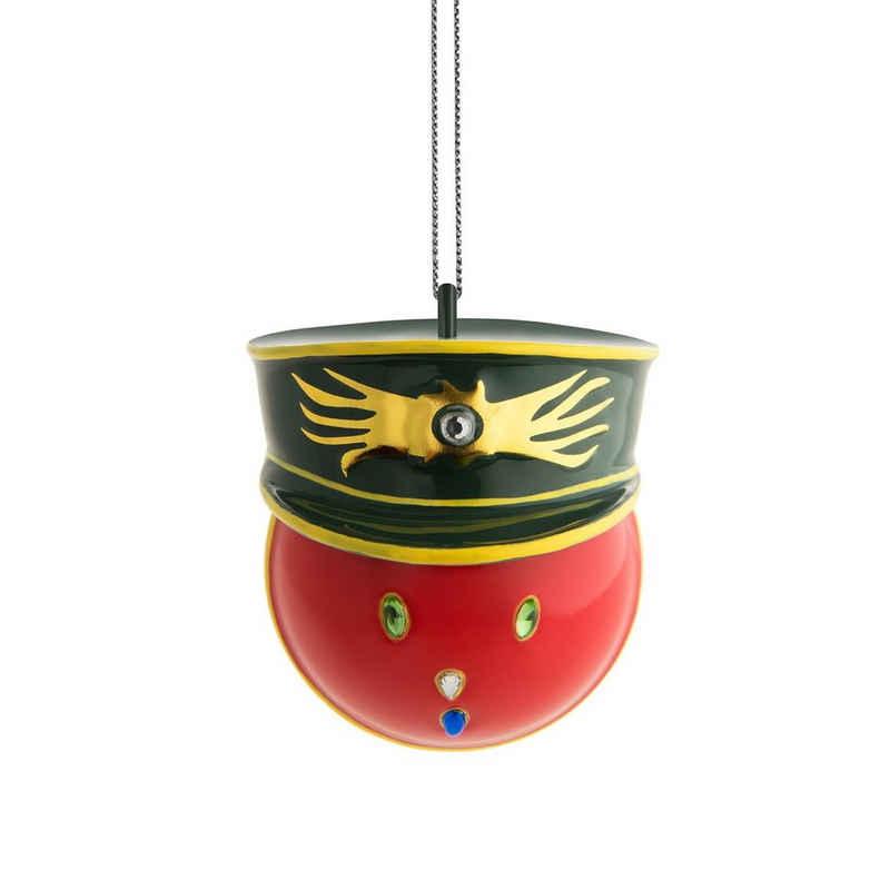 Alessi Weihnachtsfigur »Dekokugel Generale Corallo«